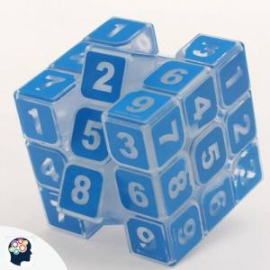 Rubik cube sudoku