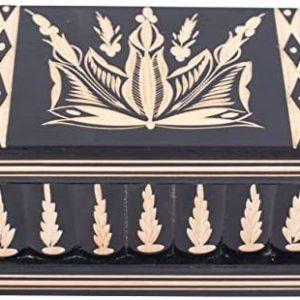 Casse-tête en bois boite à bijoux