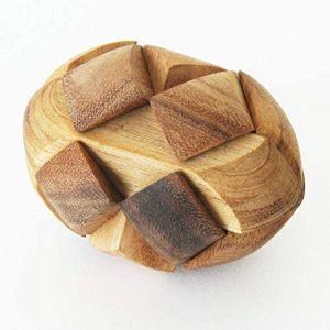 casse-tete en bois