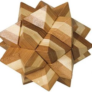 casse-tete en bois Fridolin